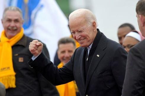 Cựu phó Tổng thống Mỹ Joe Biden ra tranh cử Tổng thống năm 2020  - Ảnh 1.