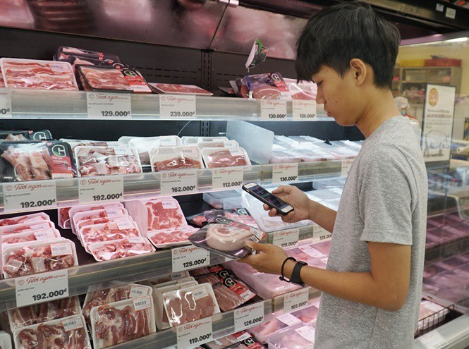TP HCM: Cung ứng thịt heo an toàn cho thị trường - Ảnh 2.