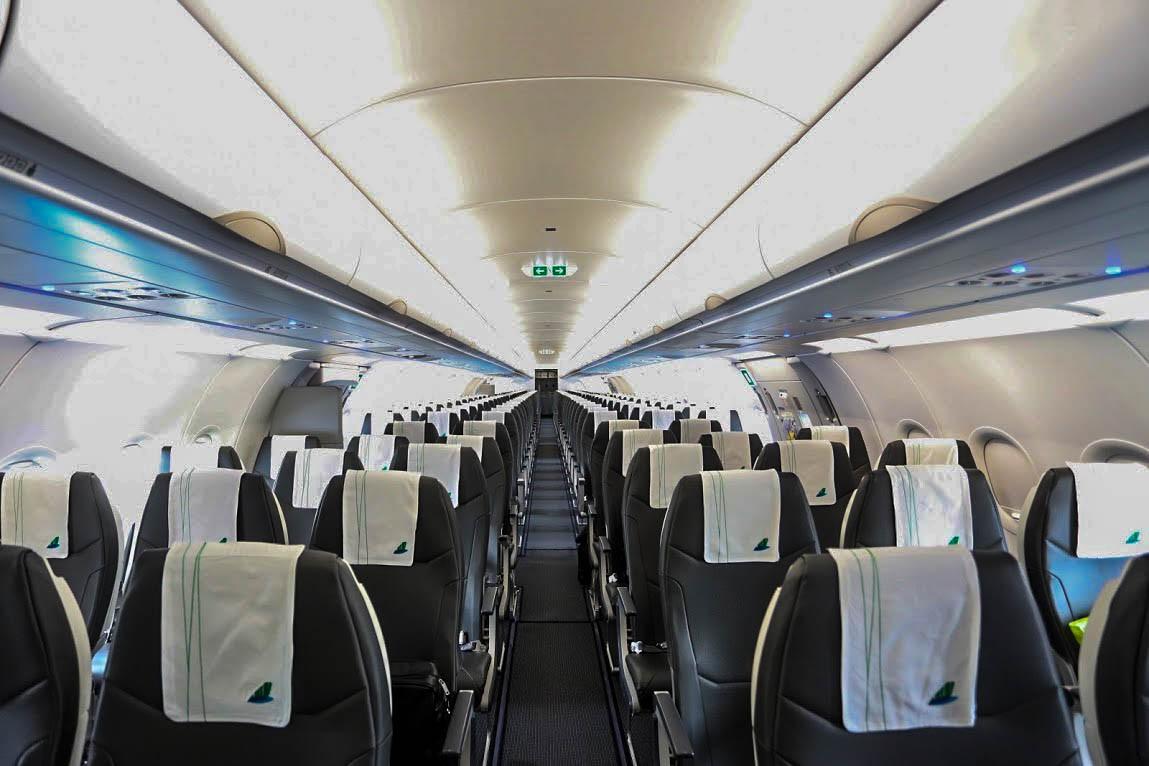 Bamboo Airways liên tục đón tàu bay mới trước thềm nghỉ lễ - Ảnh 2.