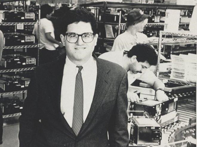 Các đại gia công nghệ khởi nghiệp từ năm bao nhiêu tuổi - Ảnh 2.