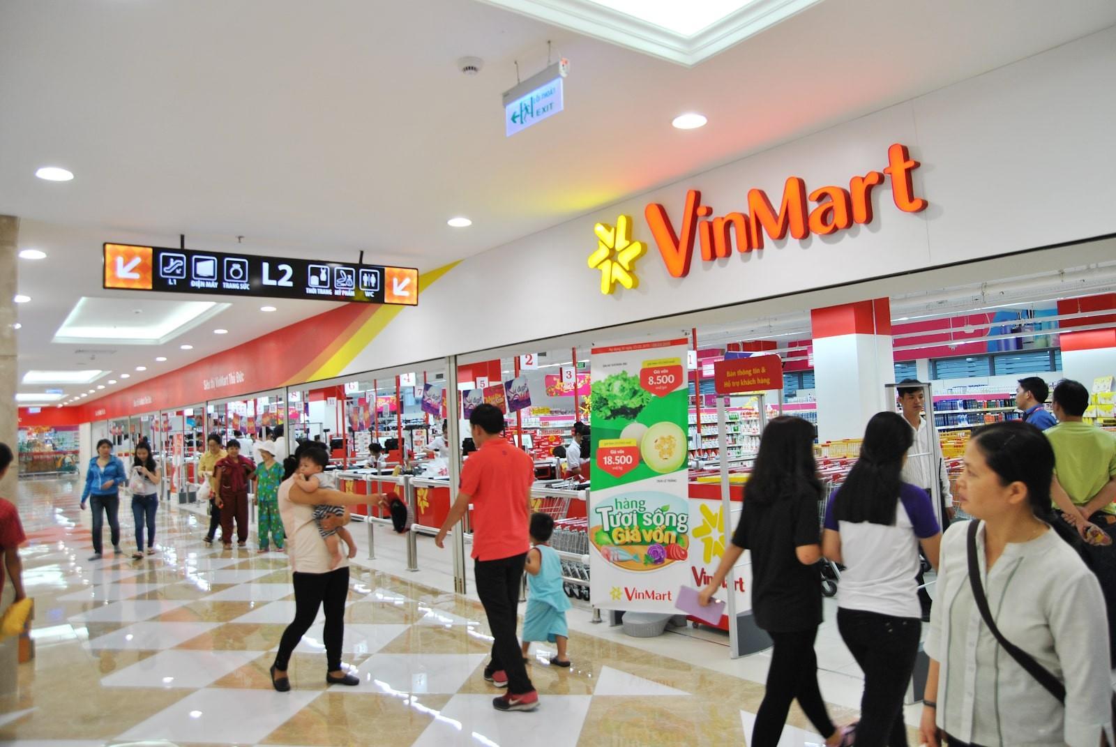 Doanh thu từ bán lẻ chiếm 1/3 tổng doanh thu Tập đoàn Vingroup - Ảnh 1.