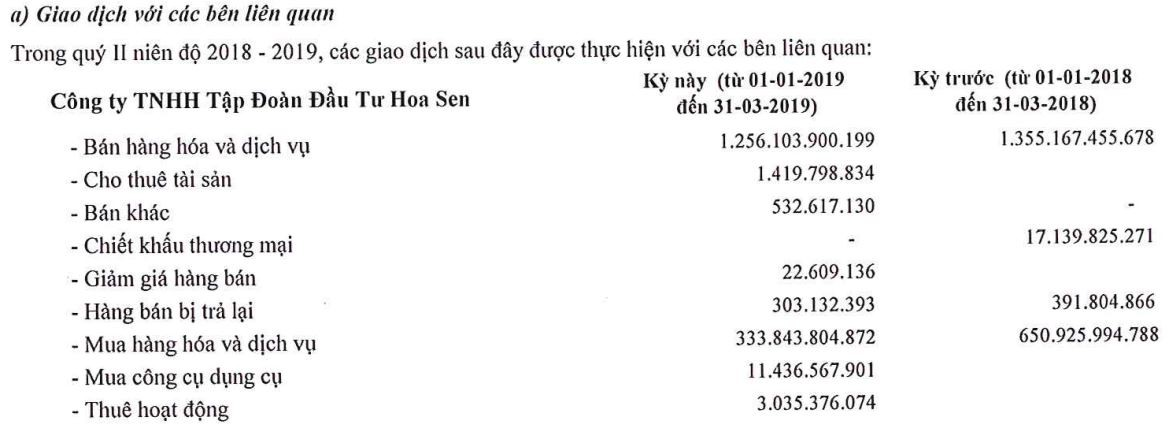 Lợi nhuận, doanh thu cùng sụt giảm, tổng tài sản của Hoa Sen cũng bốc hơi gần 2.900 tỉ trong quí I/2019 - Ảnh 5.
