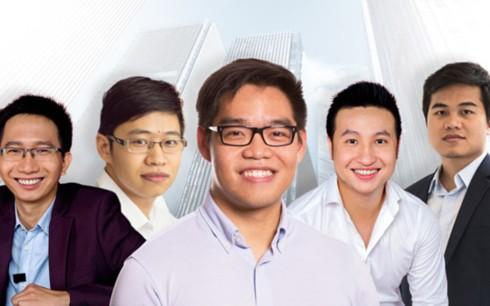 5 doanh nhân trẻ Việt Nam được tạp chí Forbes Asia vinh danh - Ảnh 1.