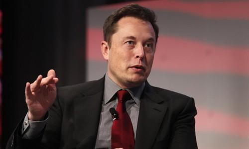 Cổ phiếu lao dốc, ông chủ Tesla mất một tỷ USD chỉ trong 2 phút - Ảnh 1.