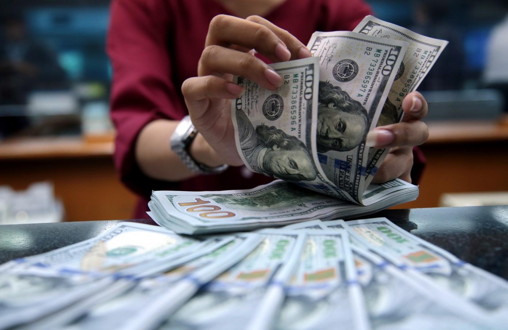Tỷ giá USD hôm nay 5/10: Tăng nhẹ trên thị trường quốc tế trong phiên giao dịch đầu tuần - Ảnh 1.