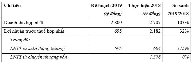 Gemadept đặt mục tiêu lợi nhuận 2019 giảm 68% - Ảnh 1.