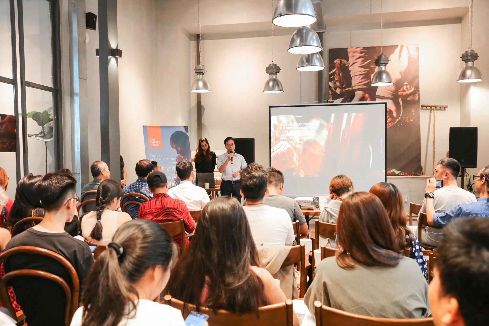 CEO The Coffee House: Cà phê sạch - giải pháp cho thực trạng cà phê giá rẻ, chất lượng thấp - Ảnh 2.