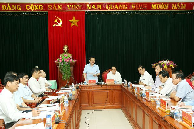 Phó Thủ tướng: Siết các quy định về chống chạy chức, chạy quyền - Ảnh 1.