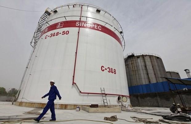 Hai tập đoàn lớn của Trung Quốc dừng nhập dầu từ Iran trong tháng 5 - Ảnh 1.