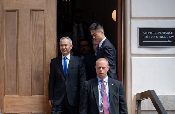 Phó thủ tướng Trung Quốc tiết lộ 3 điểm bất đồng trong đàm phán với Mỹ - Ảnh 1.