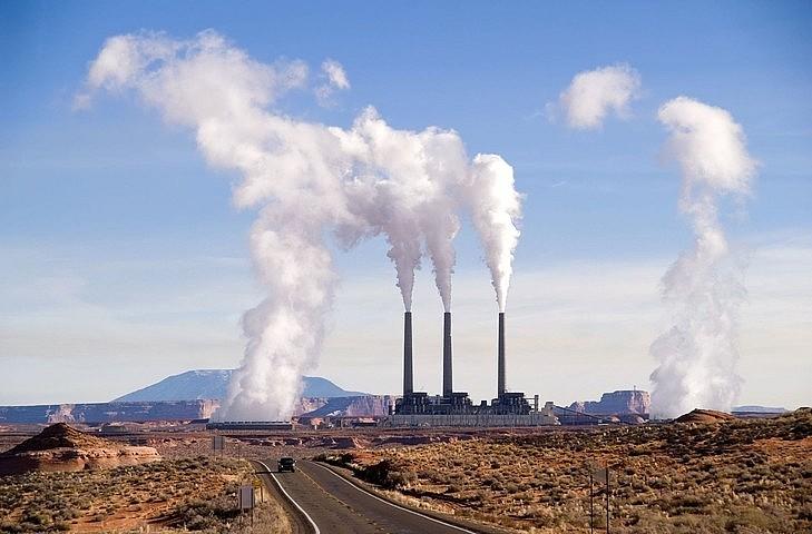Các nhà máy điện than ở Mỹ đang tắt dần - Ảnh 1.