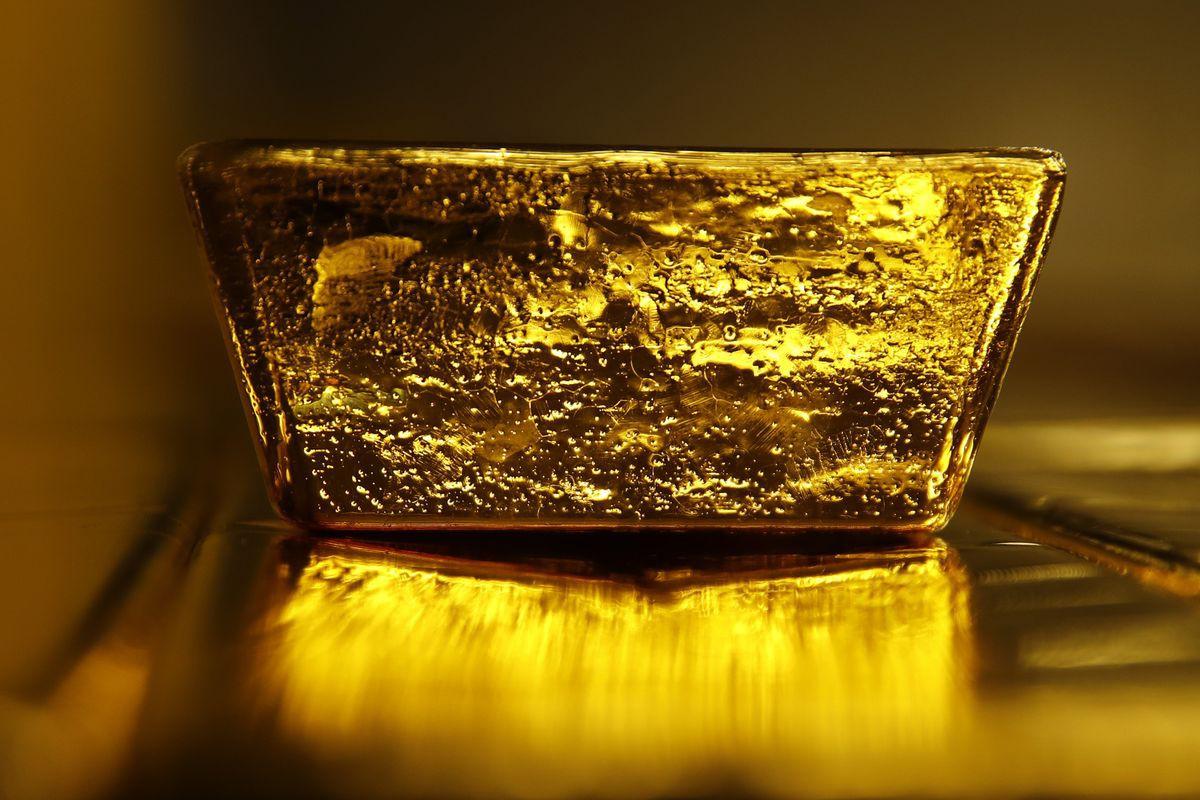 Giá vàng tuần tới: Khả năng giảm giá cao - Ảnh 1.