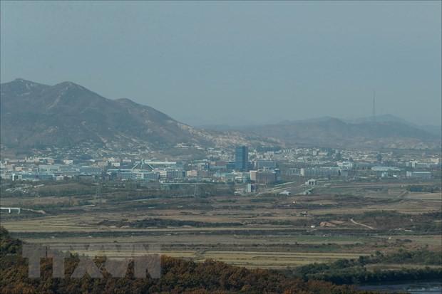 Triều Tiên kêu gọi Hàn Quốc mở lại khu công nghiệp Kaesong - Ảnh 1.