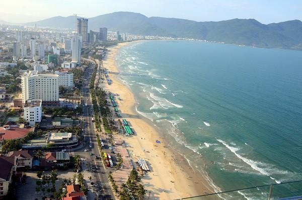 Đà Nẵng: Kiến nghị xử lý loạt nhà hàng, khách sạn vi phạm xây dựng và môi trường - Ảnh 1.