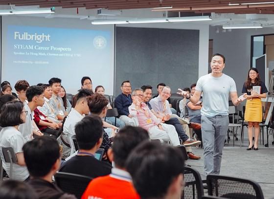 Thời thế giờ đã khác, nên startup Việt phải vươn ra thế giới nếu muốn đạt giá trị tỉ USD - Ảnh 2.