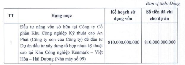 An Phát đã chi hơn 920 tỉ đồng cho Khu Công nghiệp Kỹ thuật cao - Ảnh 1.