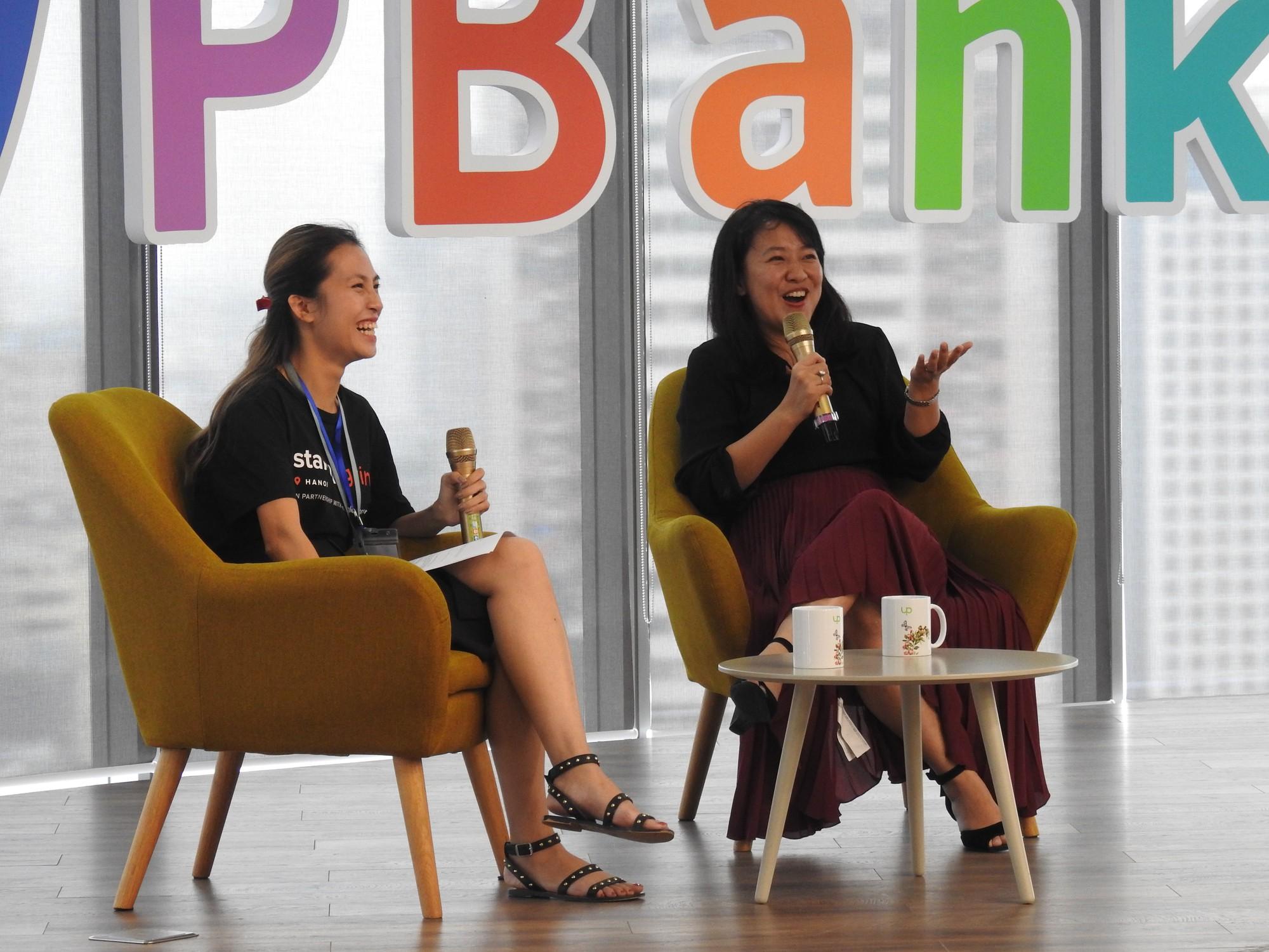 Bà Lê Diệp Kiều Trang kể chuyện bán Misfit, rời Facebook ... và đầu quân cho Go-Viet  - Ảnh 1.