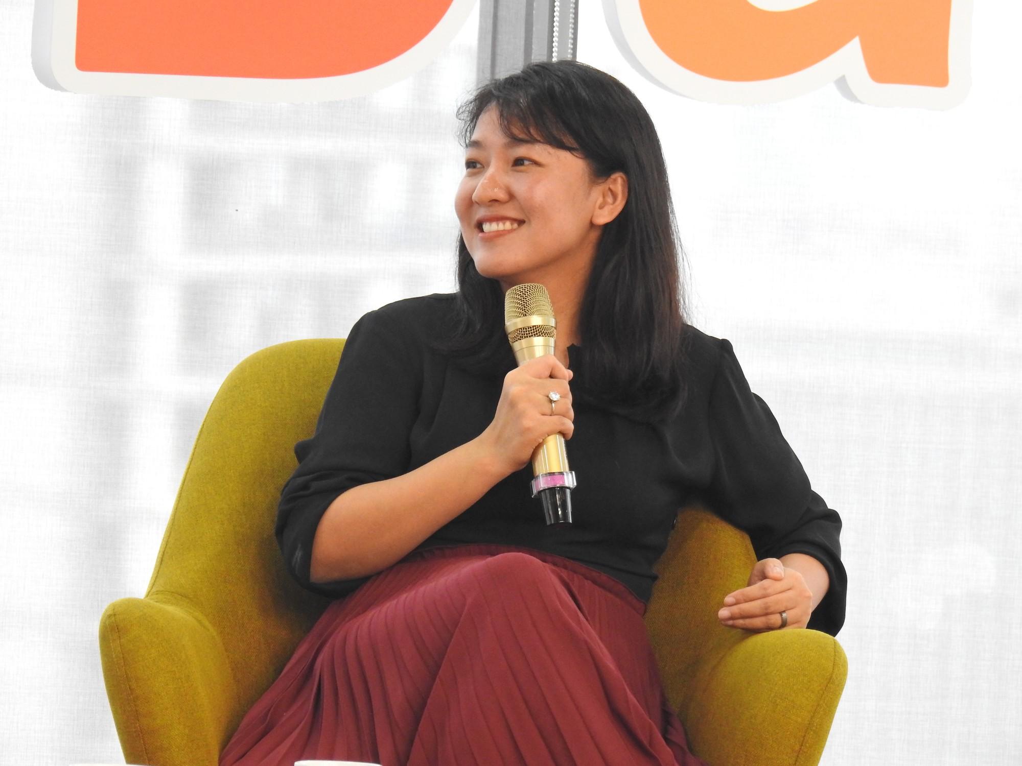 Bà Lê Diệp Kiều Trang kể chuyện bán Misfit, rời Facebook ... và đầu quân cho Go-Viet  - Ảnh 2.