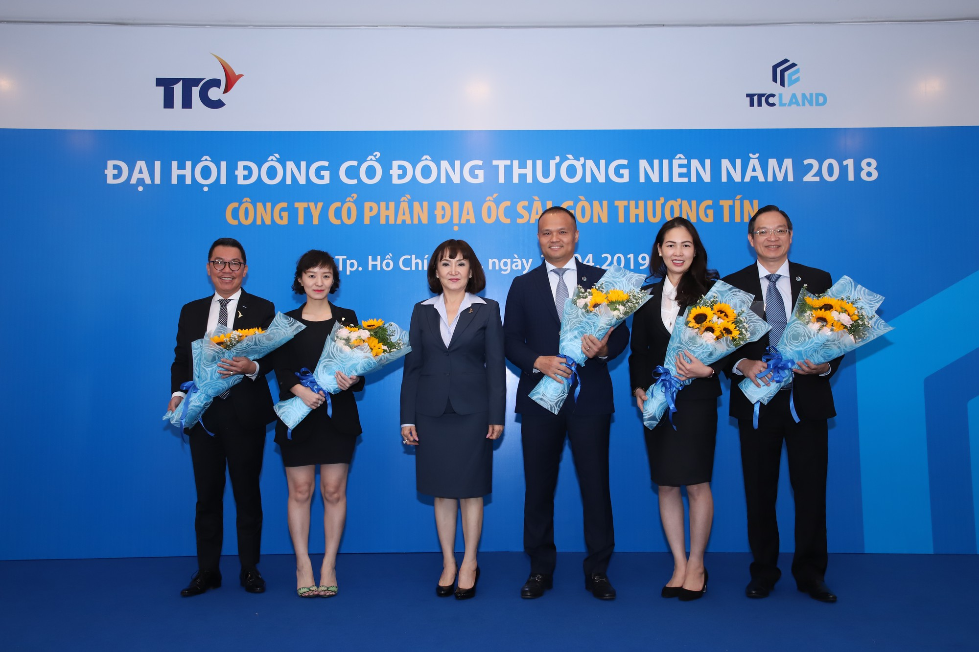 Ông Nguyễn Đăng Thanh giữ chức Tổng giám đốc TTC Land - Ảnh 1.