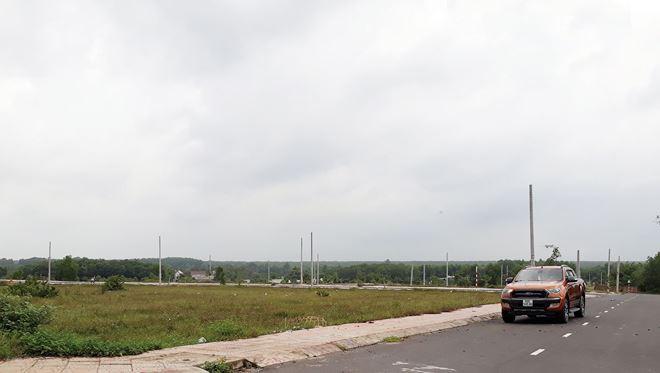 Đất ven Sân bay Long Thành lại nóng - Ảnh 2.