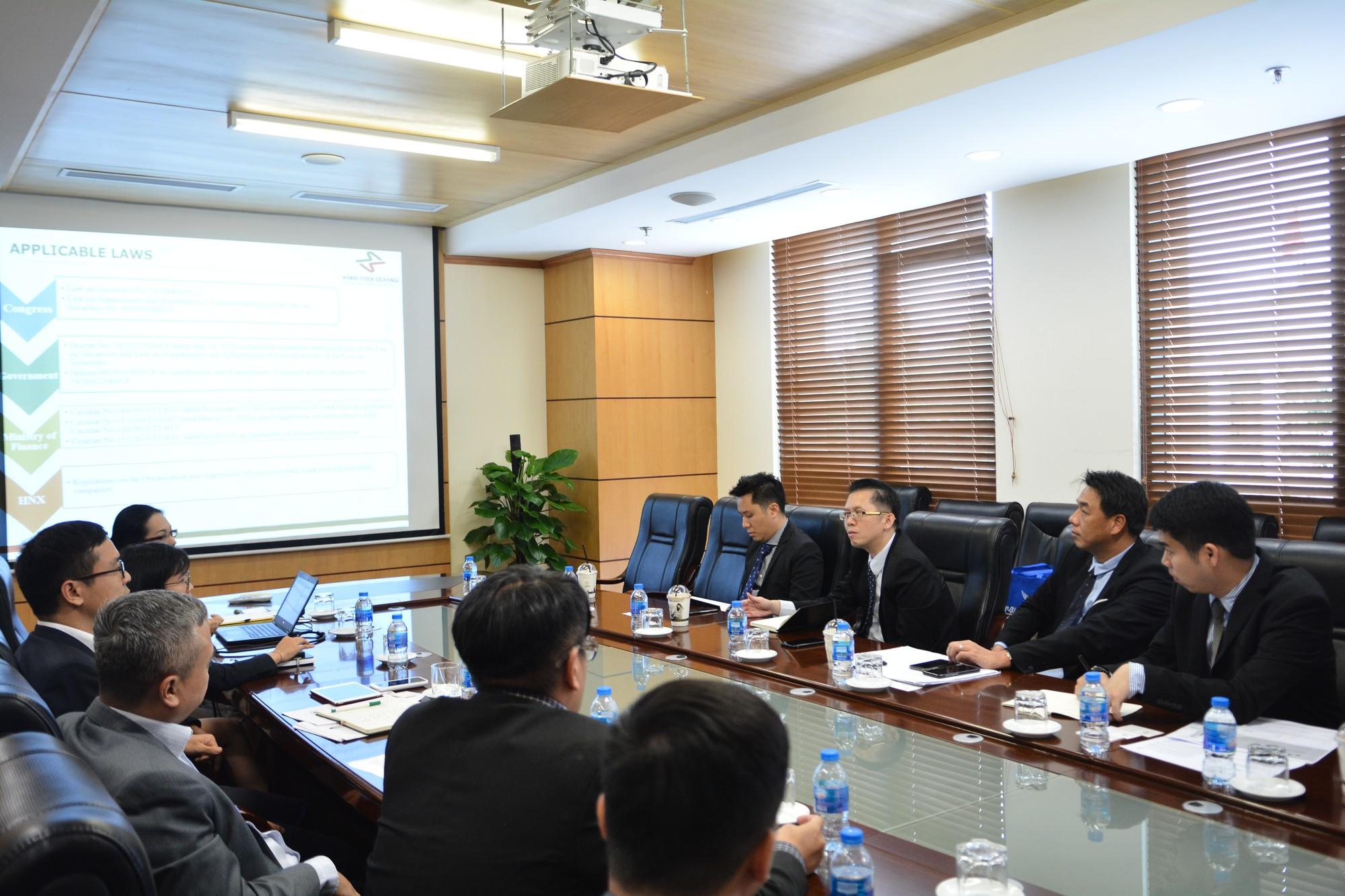 Sở Giao dịch chứng khoán Thái Lan học tập kinh nghiệm thị trường UPCoM của Việt Nam - Ảnh 2.