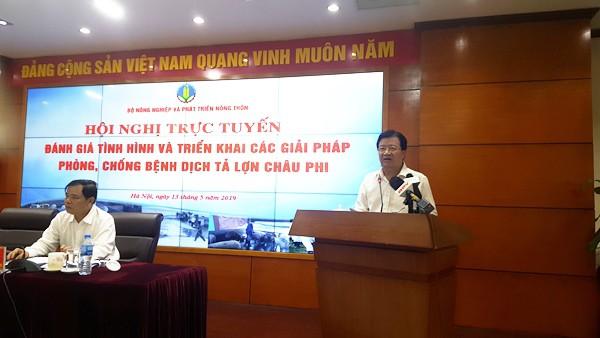 Báo động đỏ dịch tả heo, Phó Thủ tướng Trịnh Đình Dũng yêu cầu toàn bộ hệ thống chính trị vào cuộc - Ảnh 3.