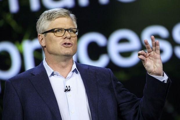 Đạt thỏa thuận đình chiến với Apple, sếp Qualcomm được thưởng lớn - Ảnh 1.