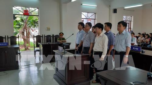 Xét xử sơ thẩm vụ án liên quan CTCP bọc ống dầu khí Việt Nam - Ảnh 1.