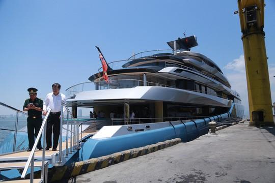 Ông chủ đội bóng Tottenham muốn xây bến du thuyền ở Đà Nẵng - Ảnh 3.