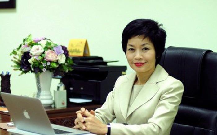 Bà Trần Hải Anh dự kiến mua thêm 7,7 triệu cổ phiếu Ngân hàng Quốc Dân - Ảnh 1.