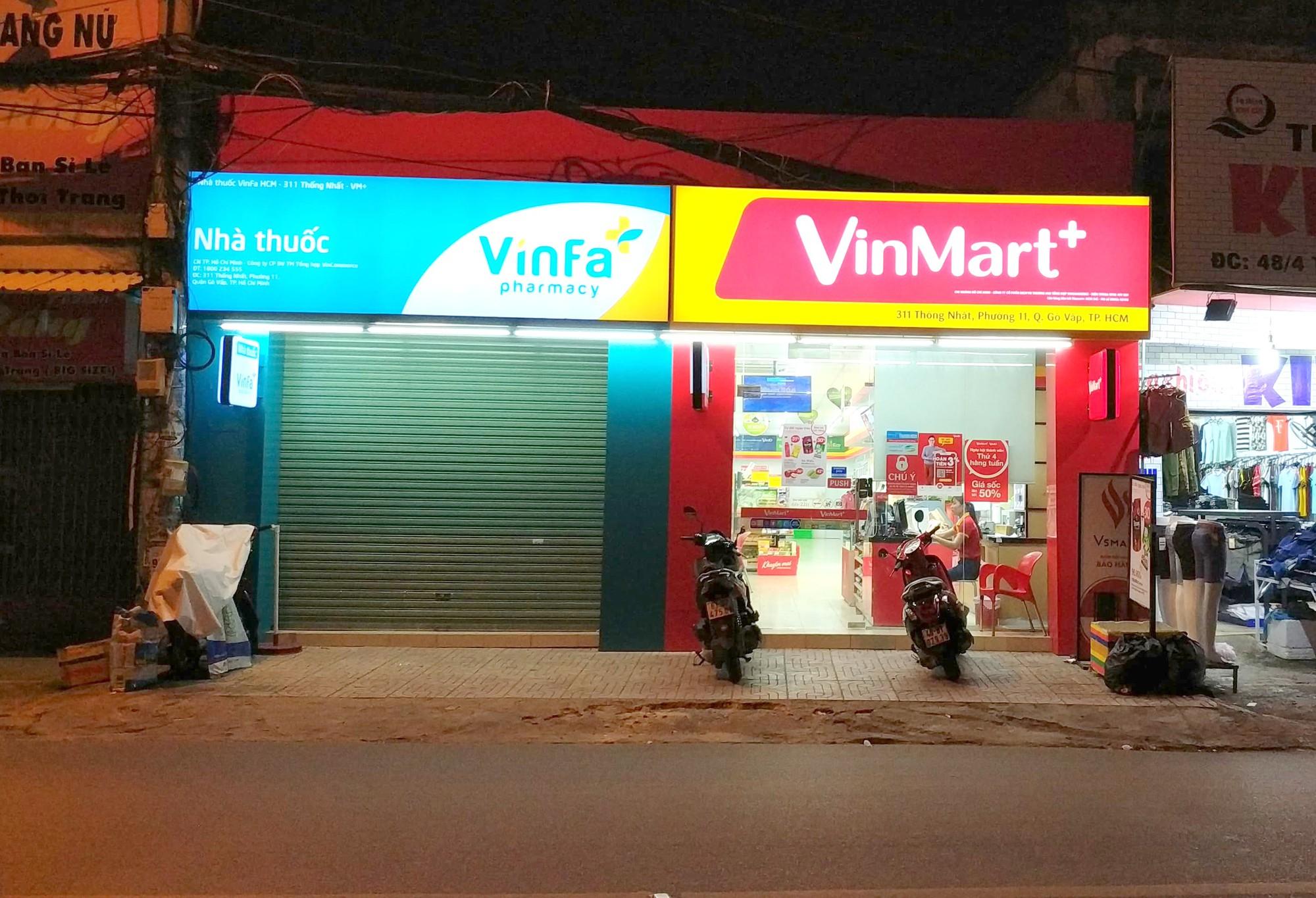 Nhà thuốc VinFa ở Sài Gòn sắp khai trương? - Ảnh 1.