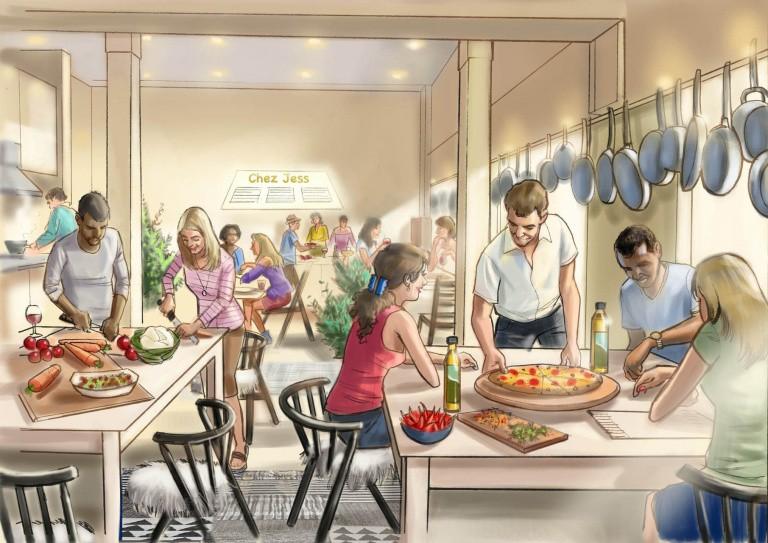 Mở nhà hàng để thực khách tự nấu món, IKEA đưa phong cách tự phục vụ lên tầm cao mới - Ảnh 1.