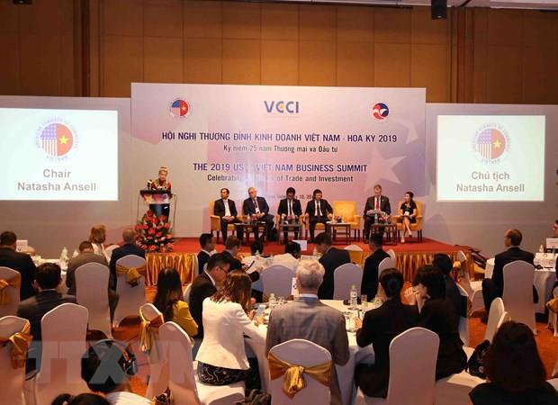 Mỹ muốn mời gọi và thu hút các nhà đầu tư từ Việt Nam - Ảnh 1.