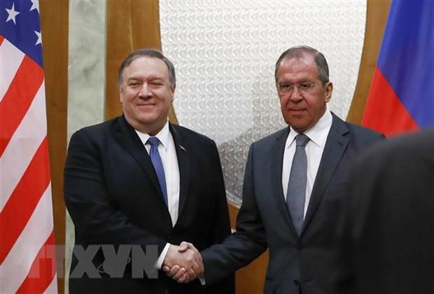 Trung Quốc bày tỏ lạc quan về tiến triển trong đối thoại Nga-Mỹ - Ảnh 1.