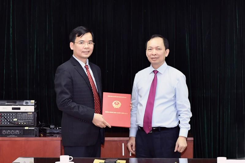 Ông Nguyễn Xuân Bắc làm Phó Vụ trưởng Vụ Tín dụng các ngành kinh tế NHNN - Ảnh 1.