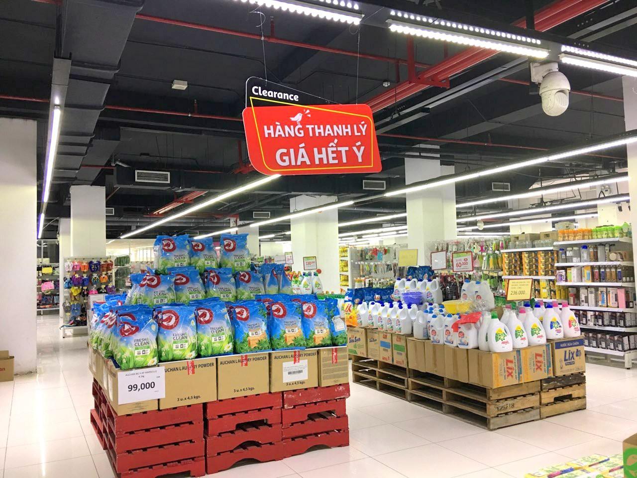 18 siêu thị Auchan tại Việt Nam sẽ sang tên đổi chủ vào thời điểm nào?  - Ảnh 1.
