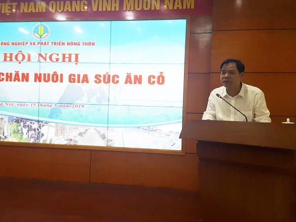 Mất cân đối trong tỉ trọng chăn nuôi ở Việt Nam - Ảnh 1.