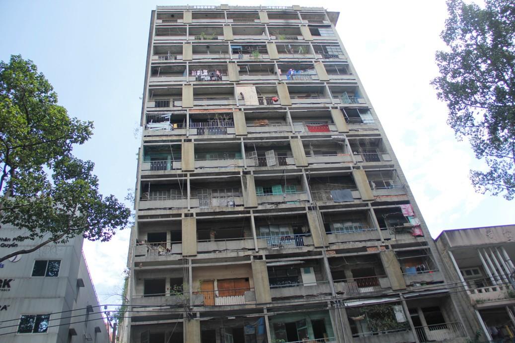 TP HCM kiến nghị cho BĐS Tam Đức tiếp tục thực hiện cải tạo hai chung cư cũ ở quận 5 - Ảnh 1.