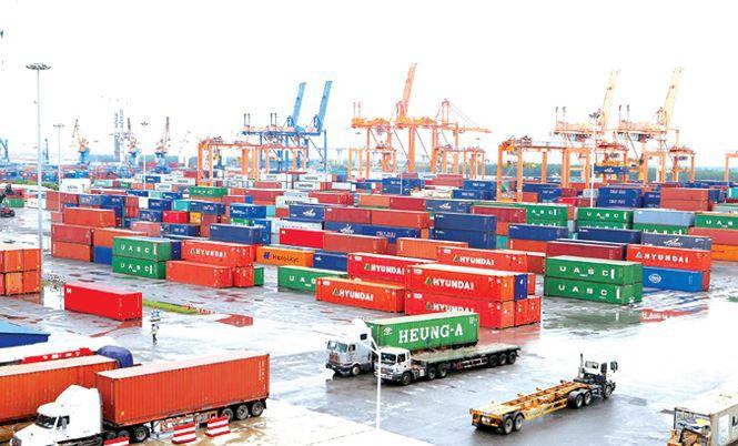Ấn Độ lập kỉ lục đầu tiên về giá trị xuất khẩu  - Ảnh 1.