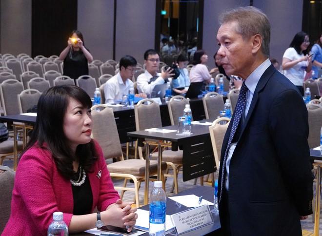Eximbank ra Nghị quyết bỏ quyết định bầu bà Lương Thị Cẩm Tú làm Chủ tịch HĐQT - Ảnh 1.