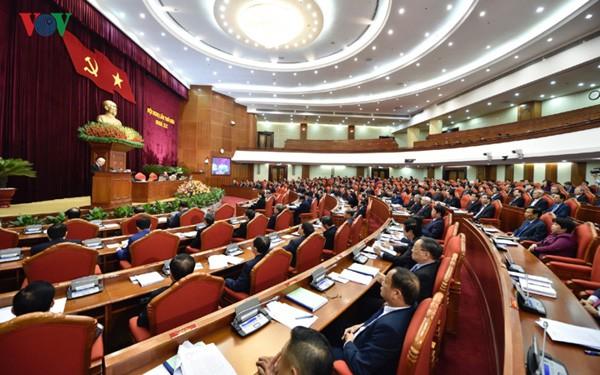 Hội nghị TƯ 10 bàn nhiều nội dung quan trọng của Đảng và đất nước - Ảnh 1.