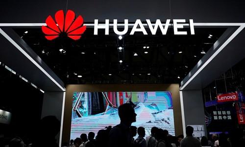 Huawei bị Mỹ đưa vào danh sách đen - Ảnh 1.