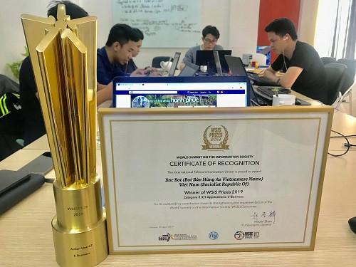 Startup Botbanhang thắng giải kinh doanh điện tử của Thụy Sĩ  - Ảnh 1.