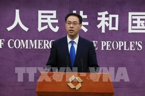 Trung Quốc hối thúc Mỹ dừng hành động gây tổn hại cho quan hệ 2 nước - Ảnh 1.