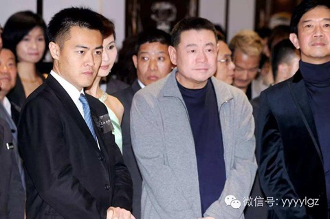 Lưu Minh Vỹ - con trai tỷ phú USD vẫn đi tàu điện ngầm - Ảnh 2.