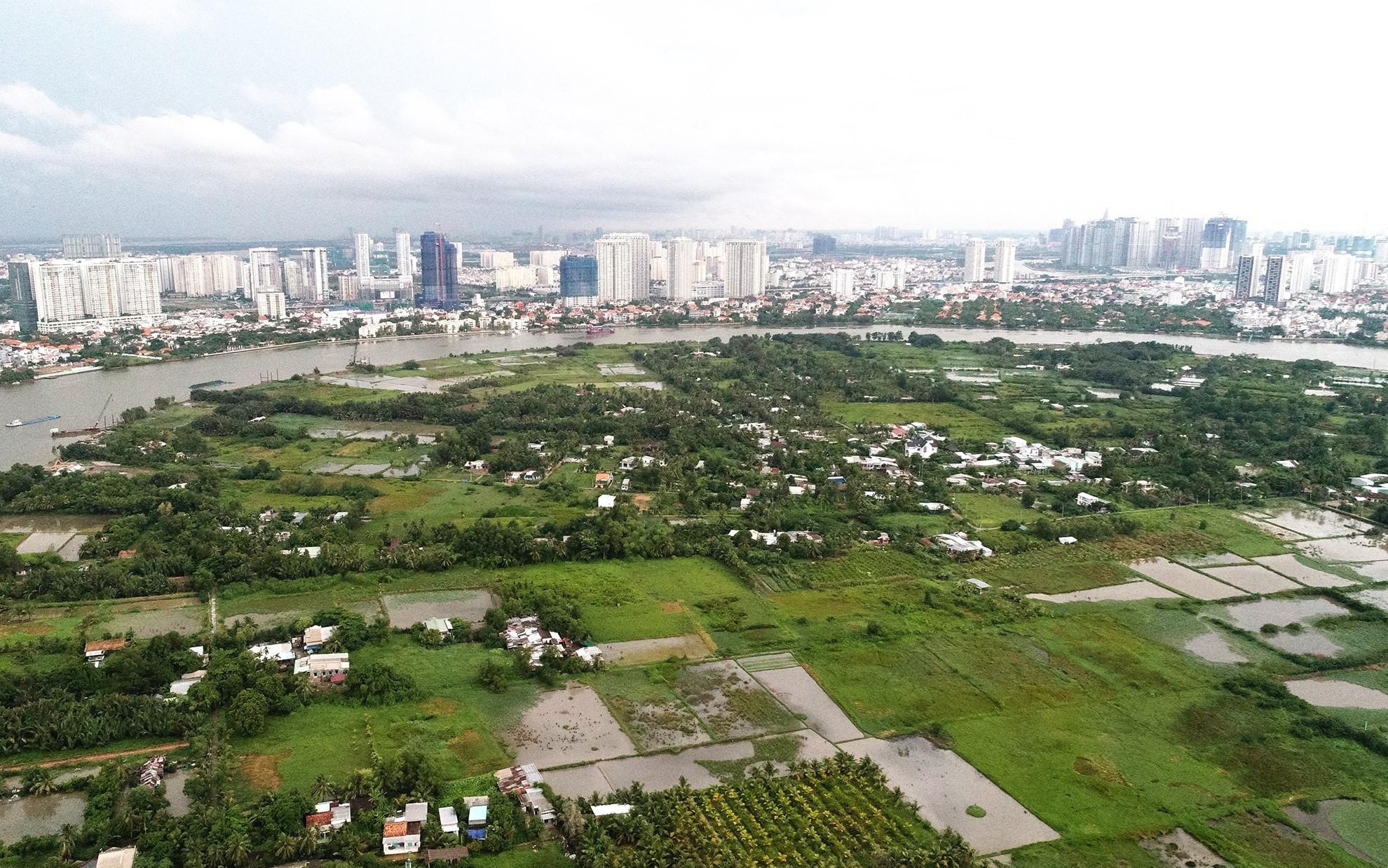 TP HCM phê duyệt dự án xây dựng bảng giá đất năm 2020 - Ảnh 1.
