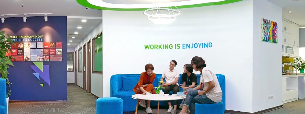 Nở rộ dịch vụ văn phòng chia sẻ giá rẻ ở Việt Nam - Ảnh 1.