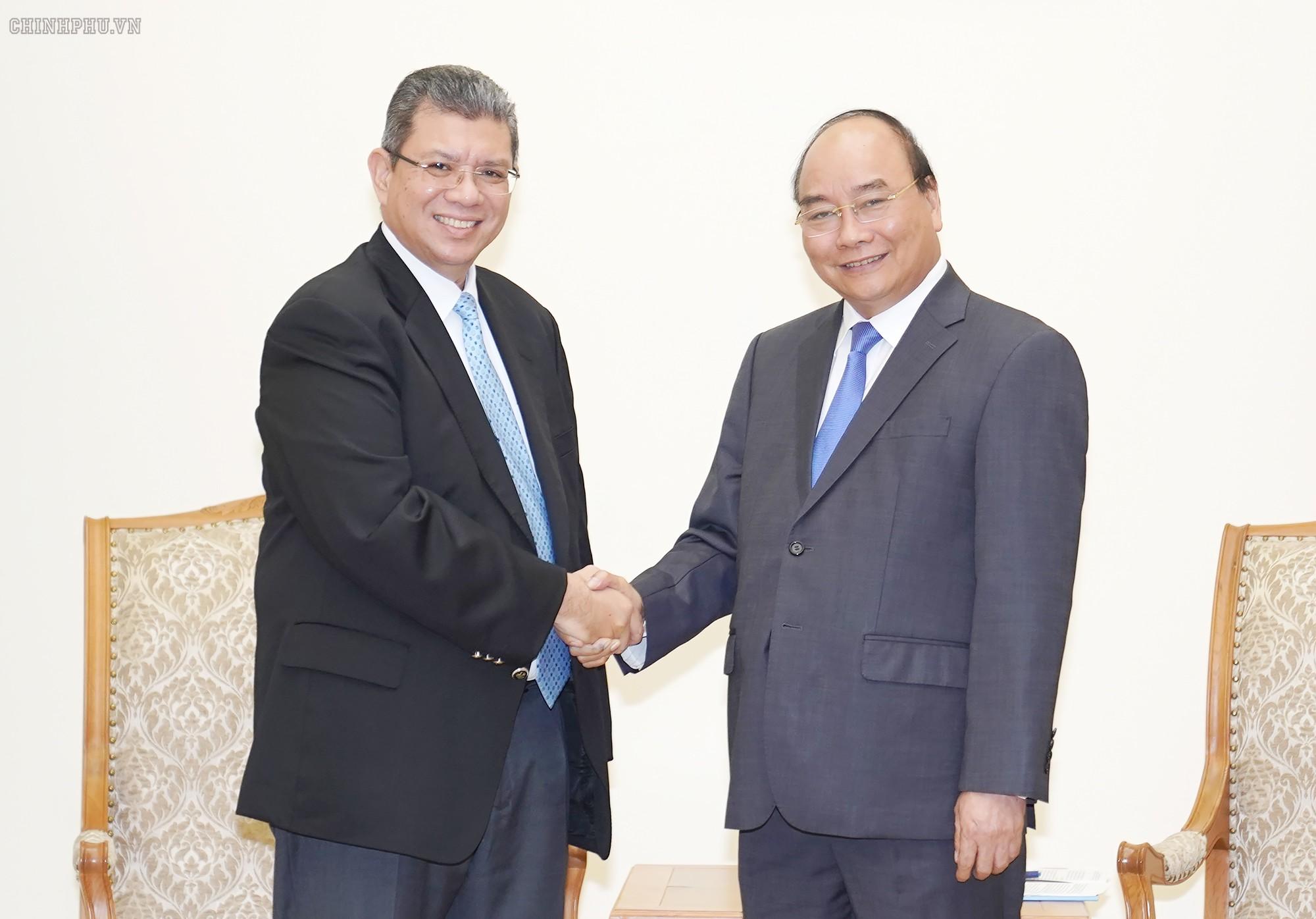 Malaysia sẽ tăng cường tiêu thụ thuỷ sản, gạo, nông sản của Việt Nam - Ảnh 1.