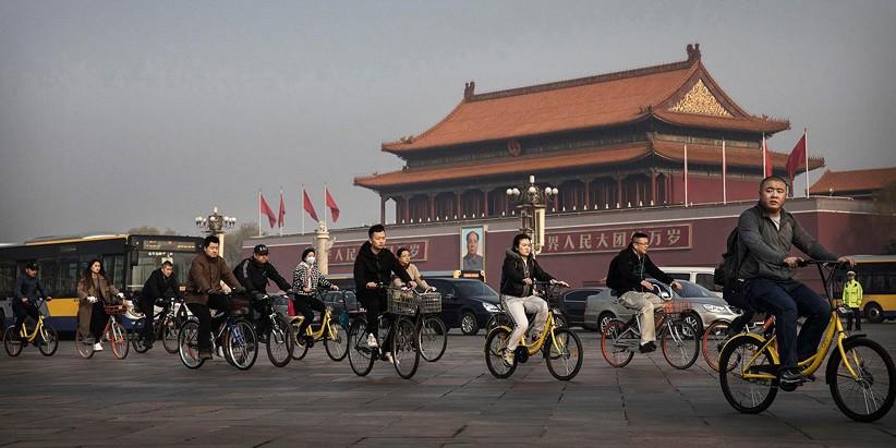 Câu chuyện thăng trầm của đế chế cho thuê xe đạp Trung Quốc - Ảnh 2.