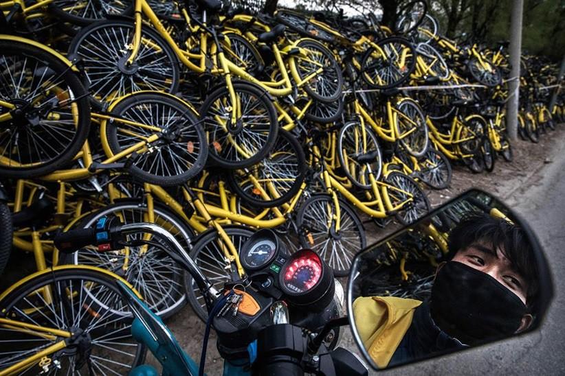 Câu chuyện thăng trầm của đế chế cho thuê xe đạp Trung Quốc - Ảnh 6.